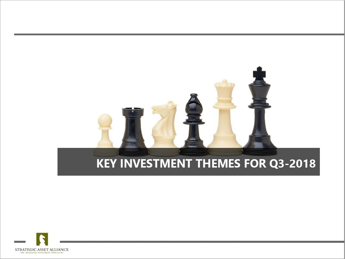 Investment Review:<br>Q3 2018<br><br>